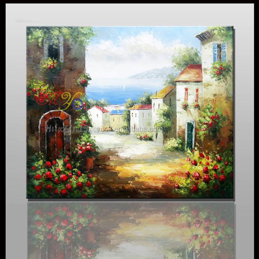 Awesome Quadri Famosi Paesaggi Gallery - Home Design - joygree.info