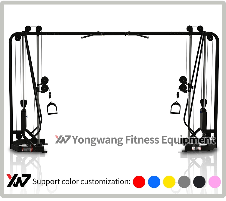 High Quality Gym Fitness Equipment Cable Crossover For