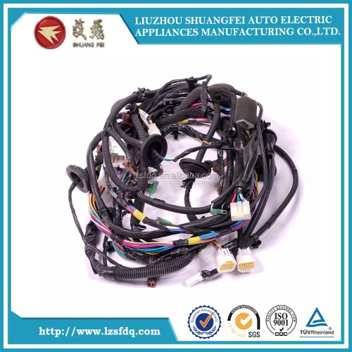 small resolution of gm car chassis wiring harness assembly auto spare parts car