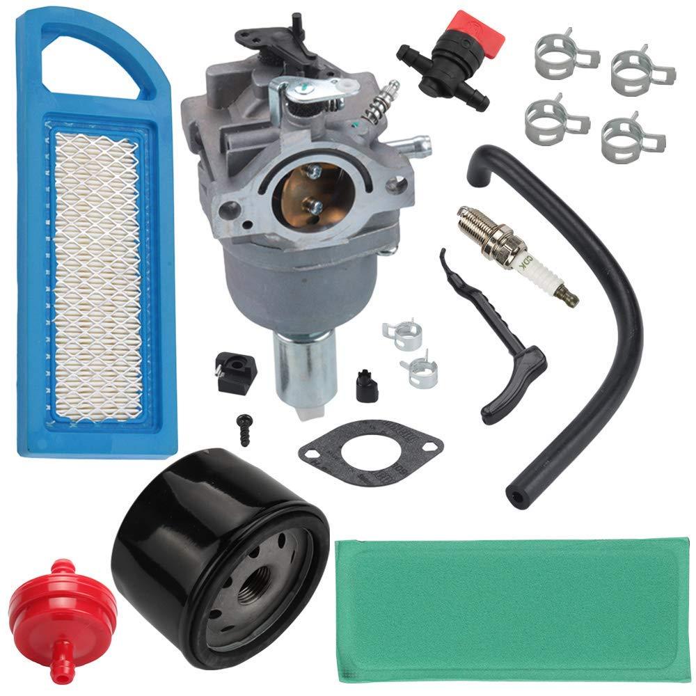 medium resolution of get quotations butom la125 carburetor for john deere la115 la105 d110 lawn riding mower mia12509 mia11474 gy20573 am125424