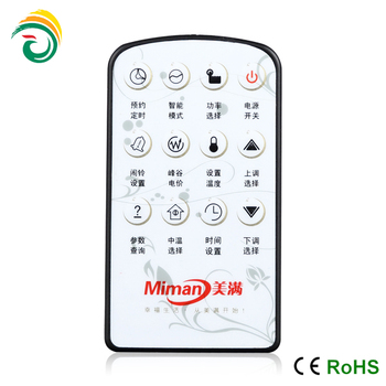 Lg Air Conditioner Remote Control With Ultrathin Design