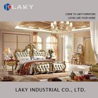 0313 Italian Royal Bedroom Furniture Set - Buy European ...