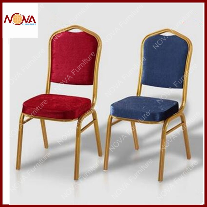 metal stackable chairs best kitchen table and banquet furniture cheap used function filled sponge hall tables for ...
