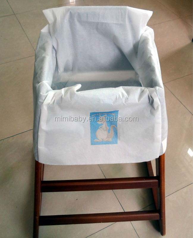 disposable folding chair covers bulk bucket for sale