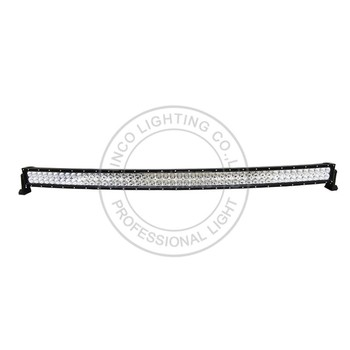288w Curved Offroad Led Light Bar 4x4 Truck Jeep Lighting