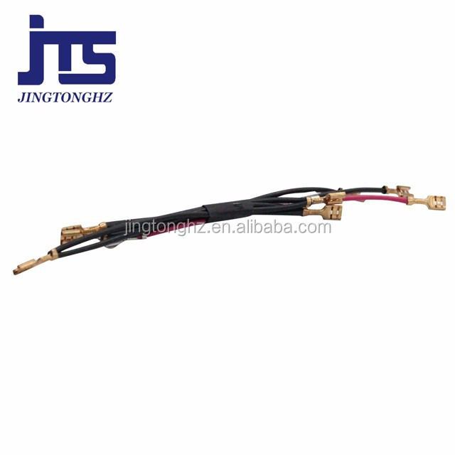 Factory Auto Car Electrical Wiring Harness Custom