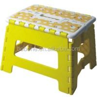 New Mini Plastic Folding Stool /plastic Chair/step Stool ...