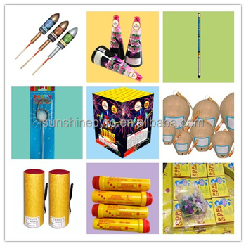 Hotsale Chinese Fireworks Factory Direct China Import