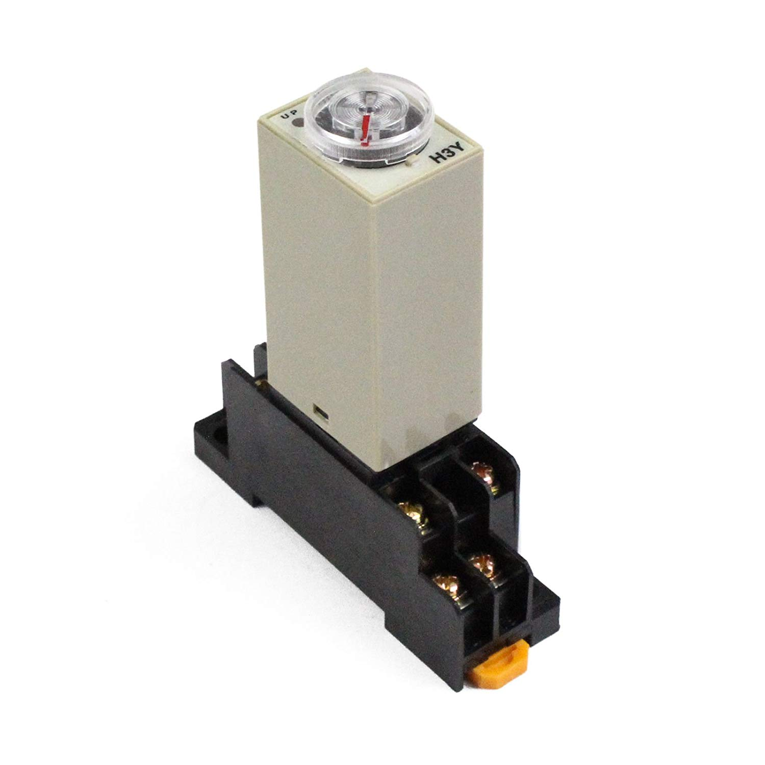 hight resolution of get quotations us ac 110v h3y 2 delay timer time relay 0 1 second 110vac