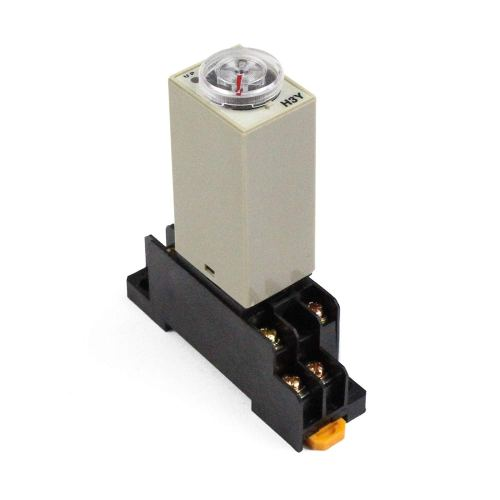 small resolution of get quotations us ac 110v h3y 2 delay timer time relay 0 1 second 110vac
