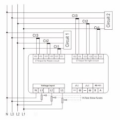 Ct Meter Panel Wiring Diagram Cute Origami Cat Sdm630m 2c Dual Input Multifunction Power 1 5a Operation Rs485