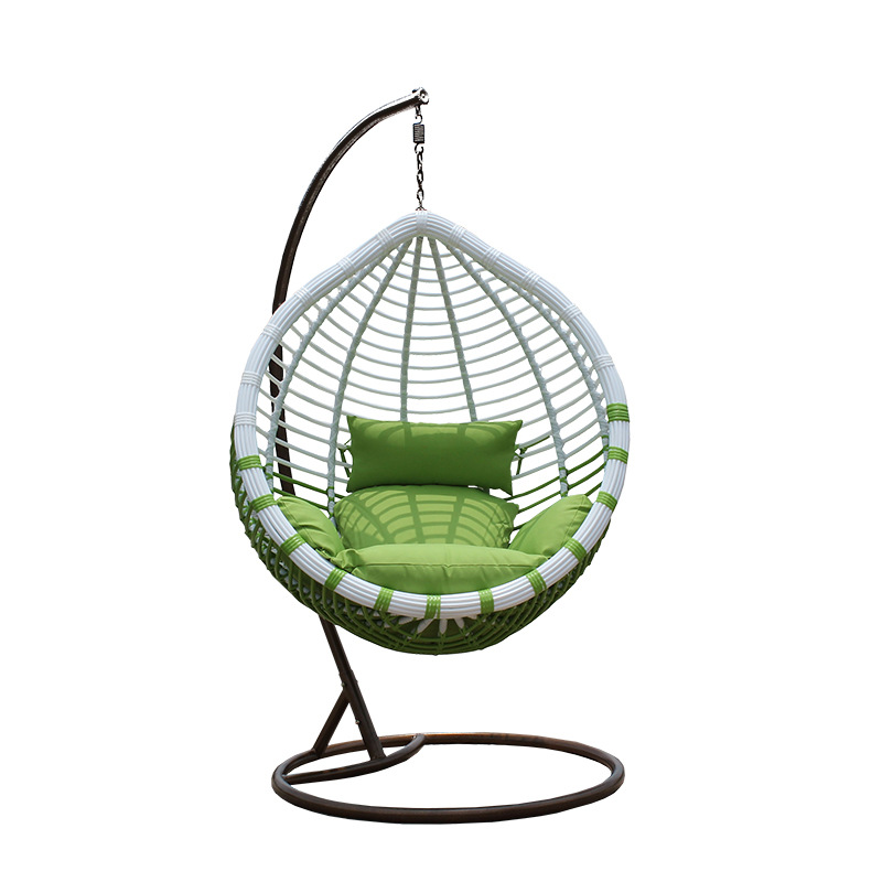 egg chair swing alibaba royal outdoor poly rattan hanging balcony chairs buy
