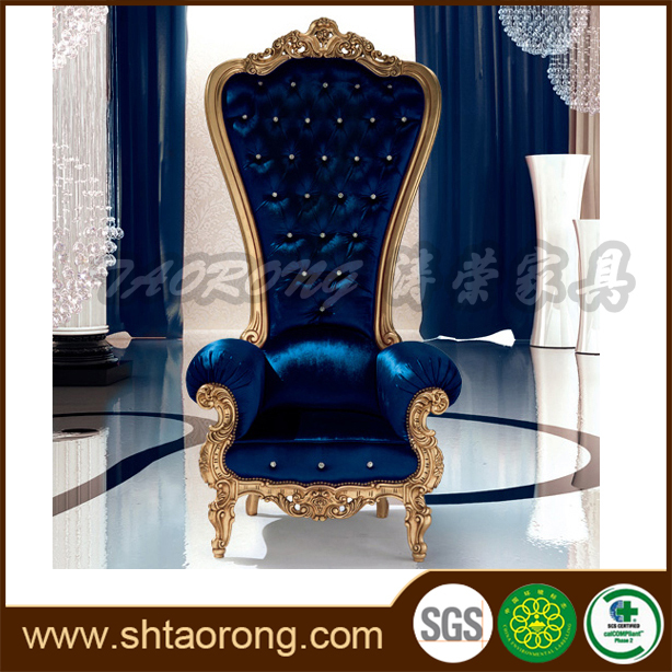 alibaba royal chairs danish dining chair china factory direct luxury wedding throne for sale