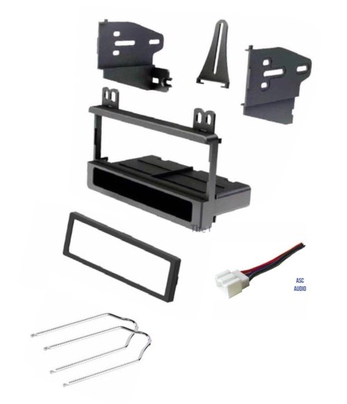 small resolution of car stereo dash kit wire harness and radio tool for installing a new radio