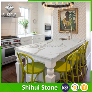 stone top kitchen table one hole faucet custom size white quartz dining tables for sale buy