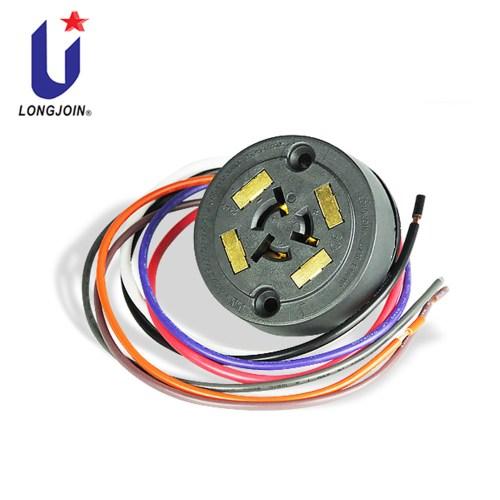 small resolution of nema 7 pin 480v photocell ul listed socket
