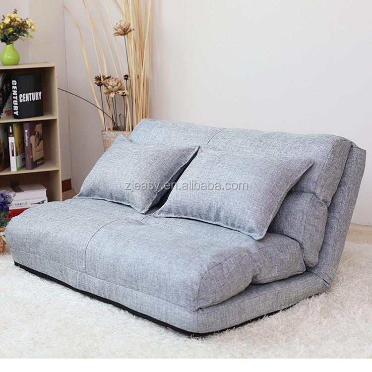 koreanischen stil stoff gefaltet schwamm stock sofa mit 5