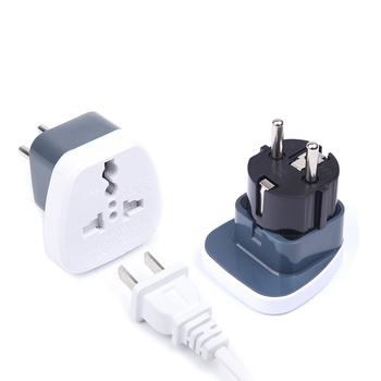 plug power q2 4 pin audio jack universal travel multi adapter use uk ac bank