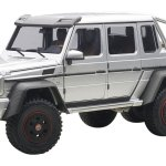Buy Mercedes G63 Amg 6x6 Silver 1 18 By Autoart 76301 In Cheap Price On M Alibaba Com