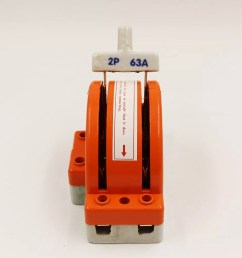 fuse type knife switch 2p63a dc disconnect switch 2poles porcelain switch [ 1000 x 1000 Pixel ]