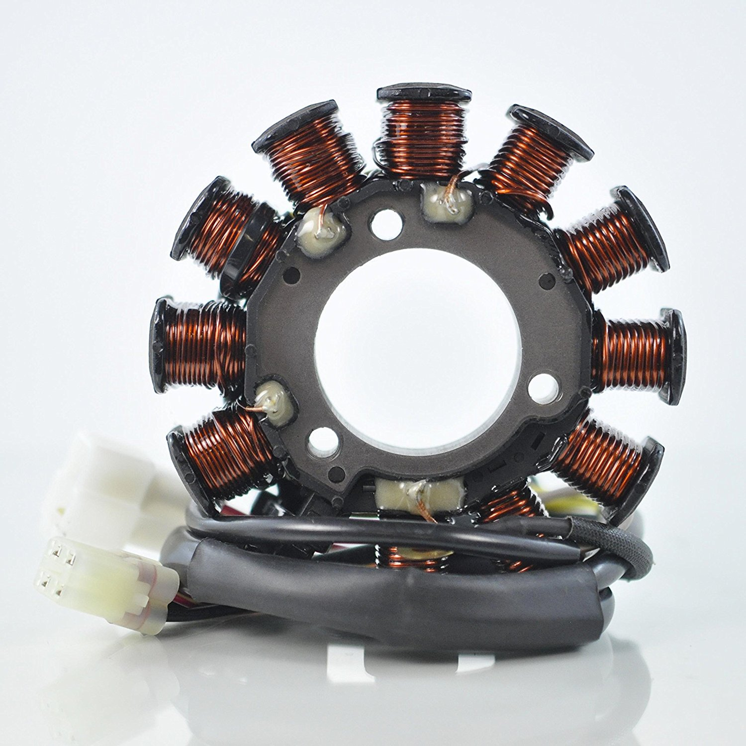 hight resolution of get quotations generator stator for arctic cat 440 sno pro f5 firecat 500 zr 440 sno pro carb