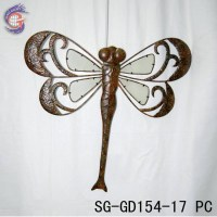 Metal Dragonfly Wall Hanging Decorations - Buy Metal ...