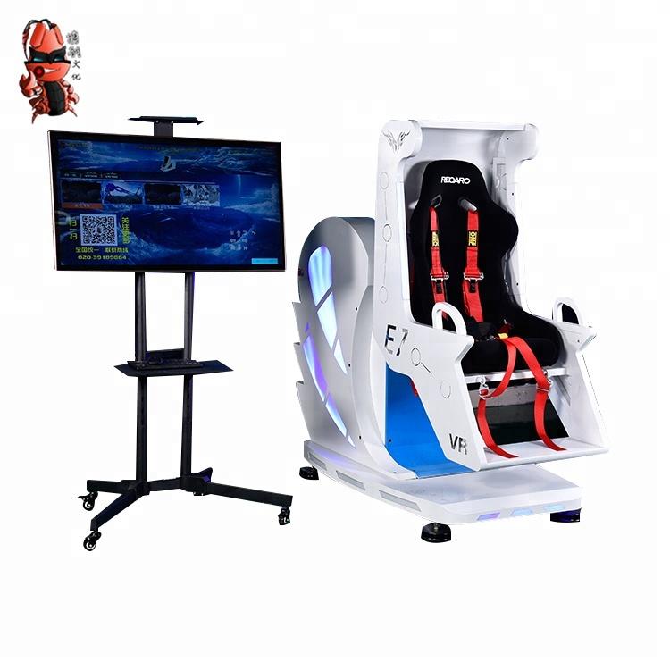 flight simulator chair 360 high stool cheap price 9d vr virtual reality cinema machine roller coaster