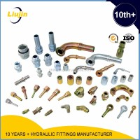 Hi! 2017 Factory Supply Oem Hydraulic Hose Fittings - Buy ...