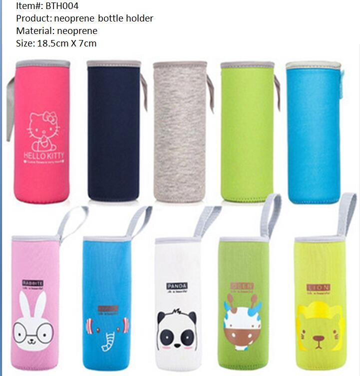 2016 Promotional Custom Insulated Can Bear Wine Water