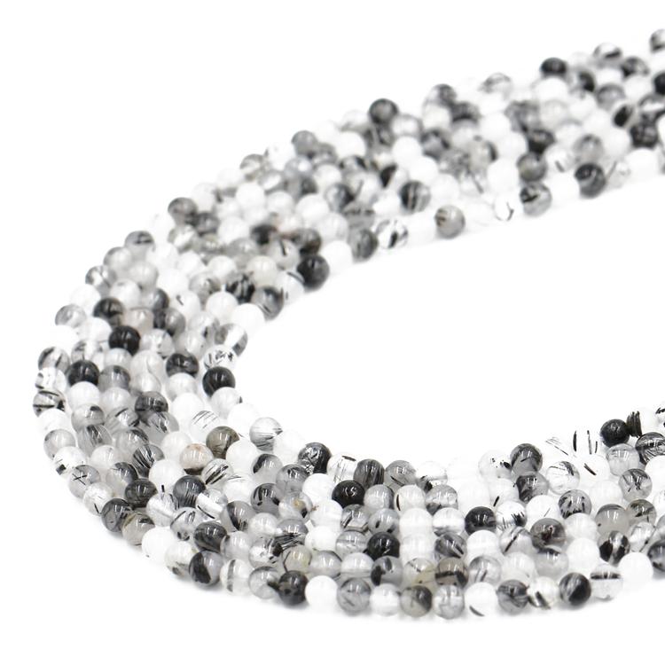 High Quality 3a 10mm Charoit Purple Stones Beads Bracelet