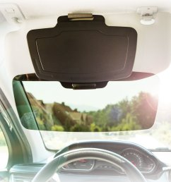 get quotations car sun visor extender by sunset front side window sun shield shade for [ 1500 x 1500 Pixel ]