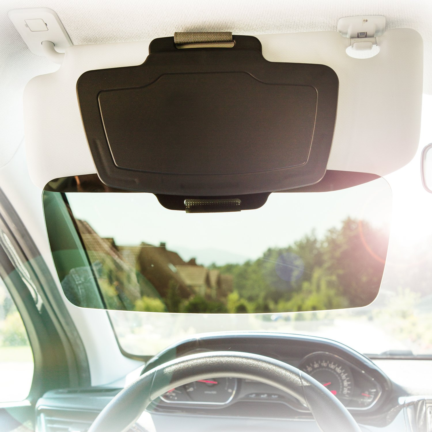 hight resolution of get quotations car sun visor extender by sunset front side window sun shield shade for