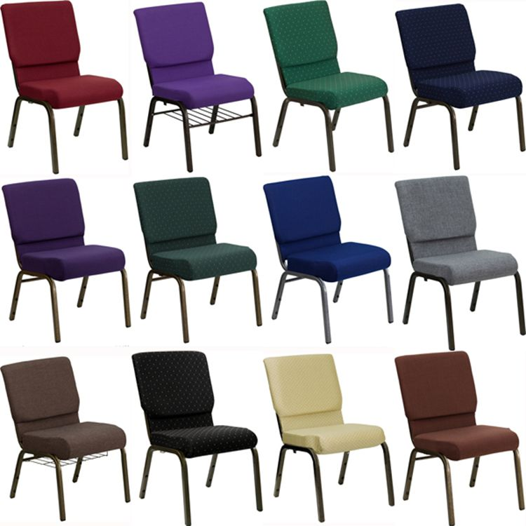 Interlocking Used Church Chairs Stacking Metal Chair  Buy