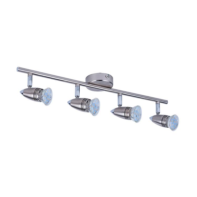 Custom Wholesale Led Iron Spot Light Chrome Cob Led Spot