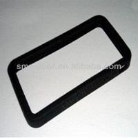 Silicone Rubber License Plate Holder Bumper Guard - Buy ...