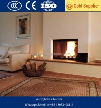 High Temperature Resistant Ceramic Fireplace Glass