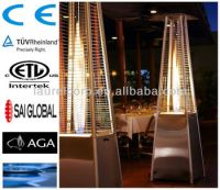 Stainless Steel Pyramid Flame Heater - Buy Patio Pyramid ...