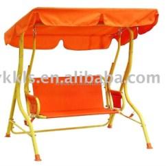 Swing Chair Metal Ikea Chairs Living Room Indoor For Children Kids Double Outdoor Seat