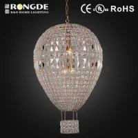 Contemporary Round Crystal Ball Chandelier - Buy Round ...