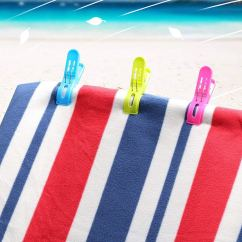 Chair Clips For Beach Towels Wenger Music Chairs Cheap Towel Find Get Quotations Grp 8 Pack Xxl Holder Pool