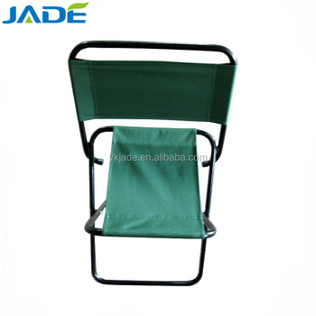 fishing chair legs swivel gaming portable adjustable stool metal frame hunting with backrest jd 1040