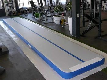 6m Inflatable Gym Tumble Gymnastics Mattress Air Track Floor