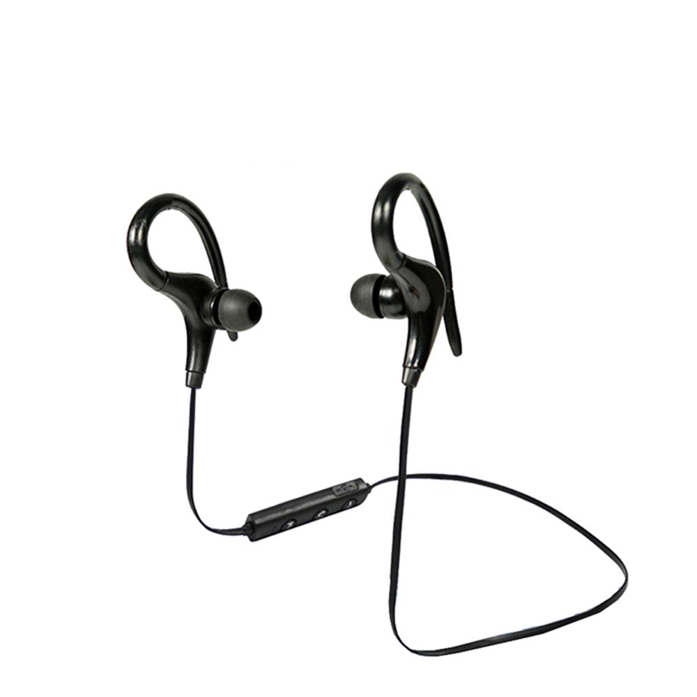 Sport Wireless Earphone Earhook Headset Stereo Sound