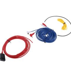 homyl 14ga car audio subwoofer amplifier amp wiring fuse holder wire cable kit car audio [ 1024 x 1024 Pixel ]
