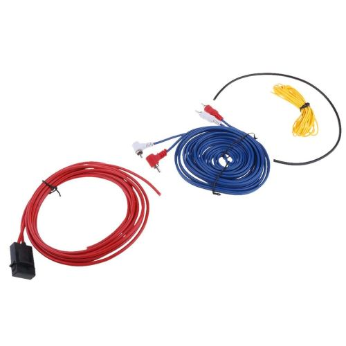 small resolution of homyl 14ga car audio subwoofer amplifier amp wiring fuse holder wire cable kit car audio