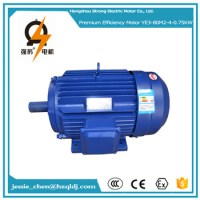 0.75kw 1hp 380v Ac Water Pump Three Phase Induction Motor ...