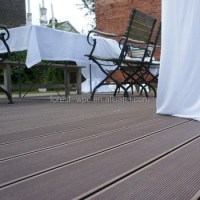 Outdoor Faux Wood Flooring Wpc Decking Nice Fit For ...