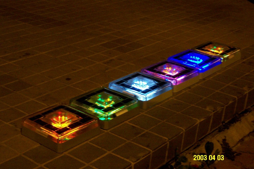 Solar Panel Outdoor Wall Lights