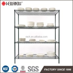 Kitchen Wire Rack Cherry Wood Cabinets Modern Easy To Install Eco Friendly Restaurant Dish For Sale Buy Product On Alibaba Com