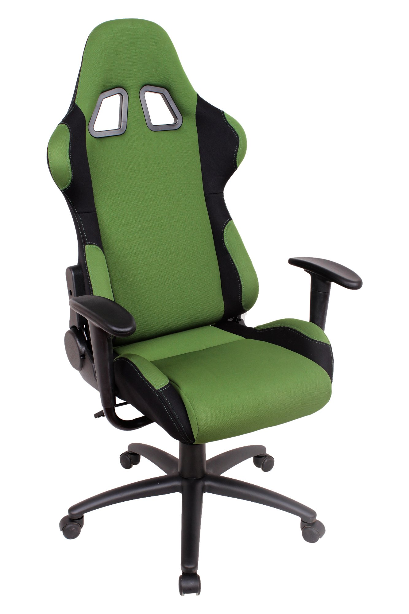 jeep desk chair shower on wheels for disabled buy ez lounge racing car seat office green black in